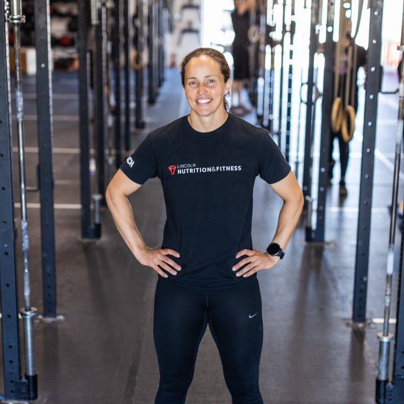 Emily Brede coach at Lincoln Nutrition & Fitness: Home of CrossFit Lincoln